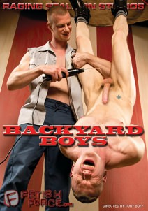 Backyard Boys  DVD Cover