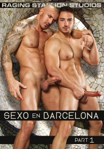 Sexo In Barcelona - Part 1 DVD Cover