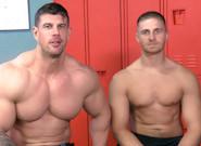 Gay Anal Porn : Logan Vaughn And Zeb Atlas Interview - Logan Vaughn -amp; Zeb Atlas!