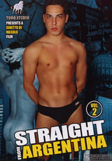Straight From Argentina #02 Dvd Cover