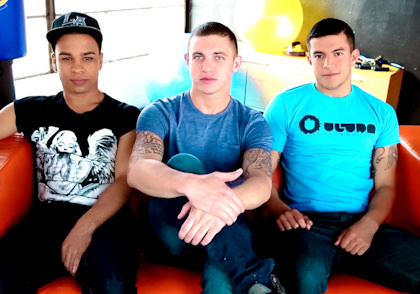 Joey Rico, James Ryder & Trelino - Interview