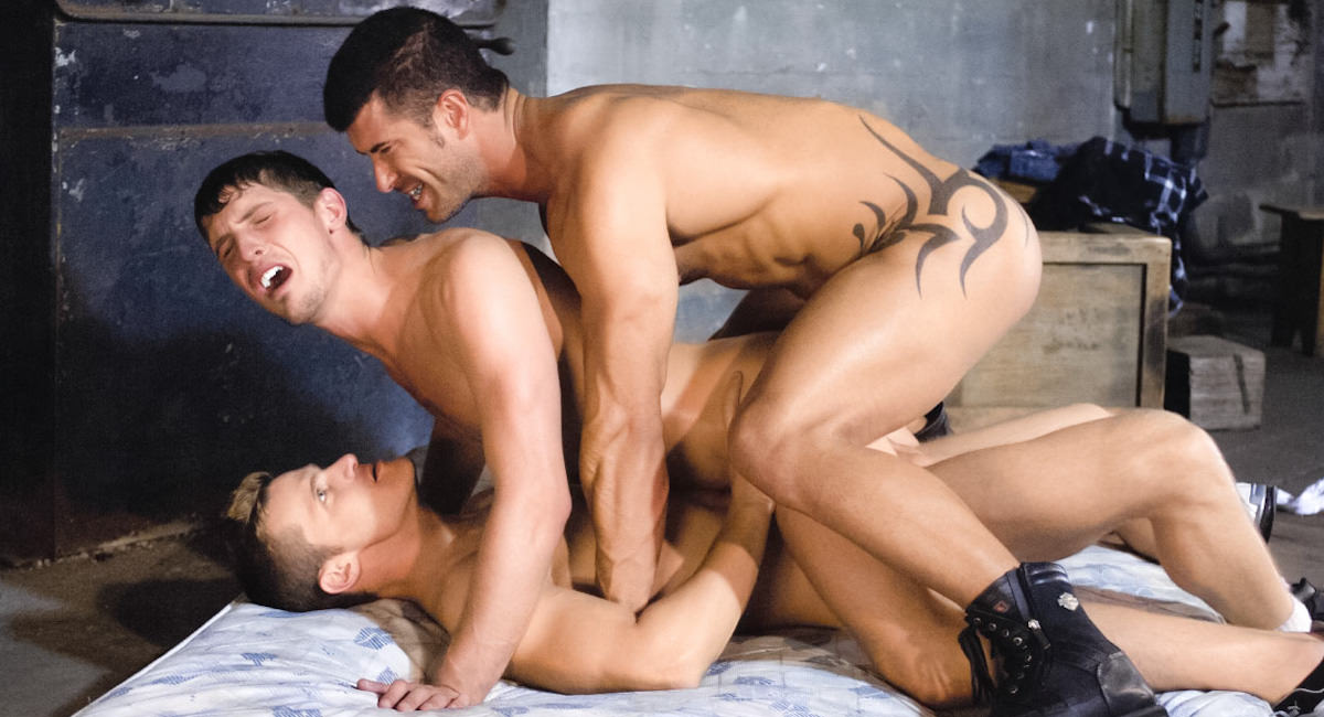Gay Videos XXX : MEMBER BONUS - Snap Shot - Adam Killian -amp; Landon Conrad -amp; Jayden Grey!