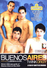 Buenos Aires Twink Orgy