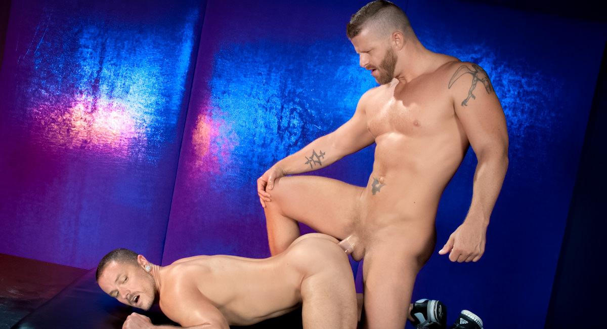 Raging Stallion: Jeremy Stevens & Max Cameron - Tight