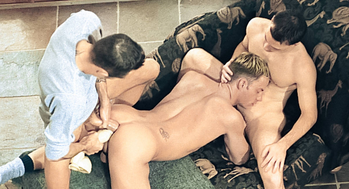 Fetish Force: Jackson Price, Aaron Osborn & Chad Hunt - The Other Side of Aspen V