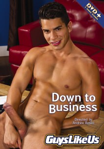 Down To Business Dvd Cover