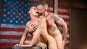 Hung Americans - Part 2: James Ryder, Aleks Buldocek screenshot