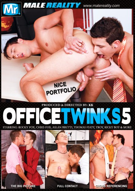 Office Twinks #05 DVD