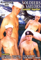 Soldiers And Sailors Cummin Together Dvd Cover