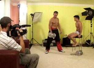 Bareback Interviews, Scene #03