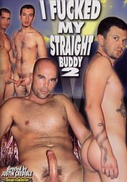 I Fucked My Straight Buddy #02 DVD Cover