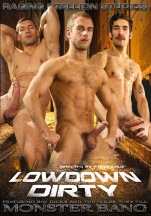 Lowdown Dirty DVD Cover