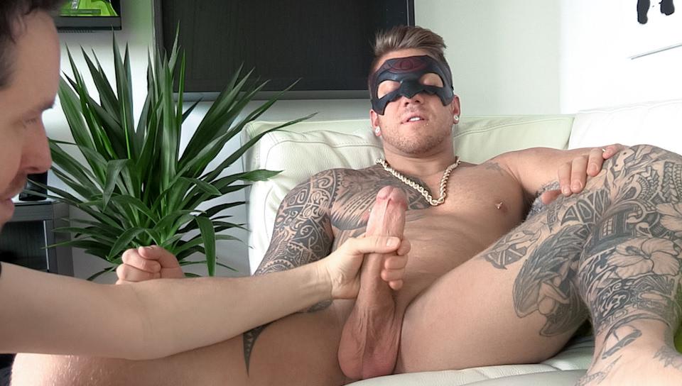 Need A Hand Mr Steel?, Scene #01