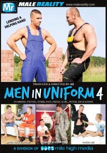 Men In Uniform #04 DVD Cover
