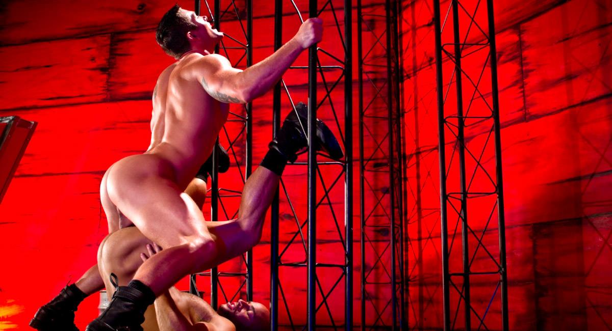 Raging Stallion: Ryan Rose & Sean Zevran - America's Finest