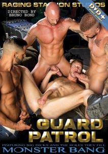Guard Patrol DVD Cover