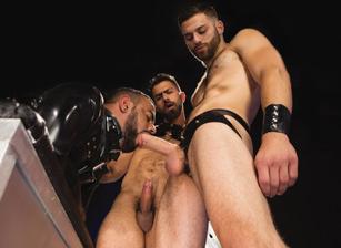 Control Room : Tommy Defendi, Adam Ramzi, Tony Orion