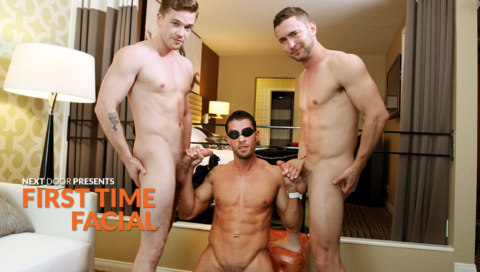Cody Cummings, Colt Rivers & Lucas Knight – He Can Take It