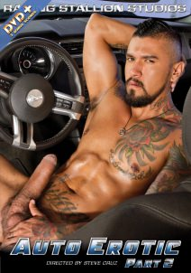 Auto Erotic, Part 2 DVD Cover