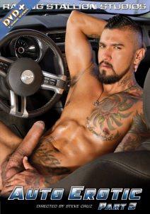 Auto Erotic, Part 2 DVD Cover