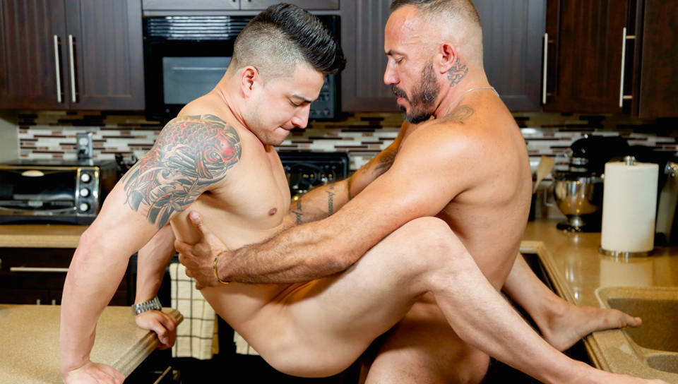 Alessio Romero & Hunter Vance – Half Hearted Part 2