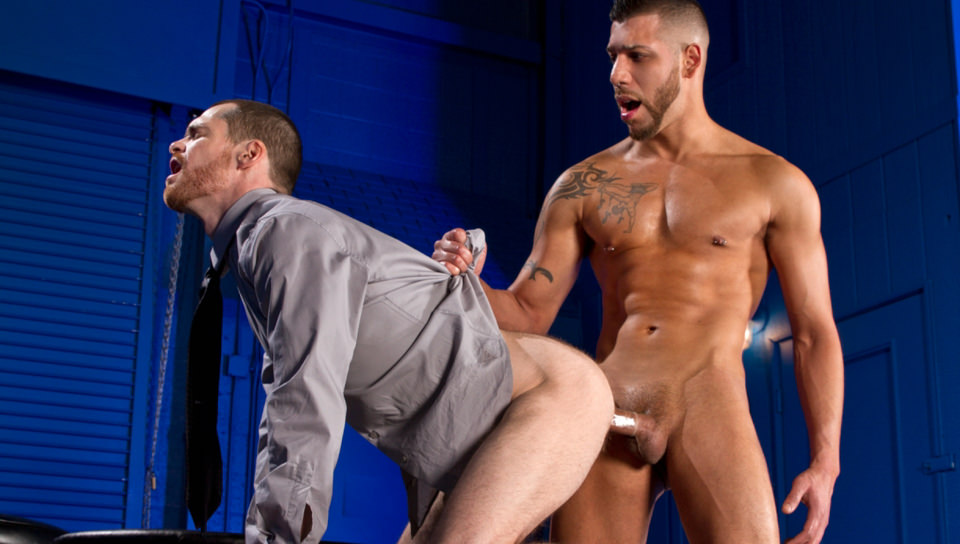 FX Rios & Christian Lesage – Spear Me With That Latin Cock