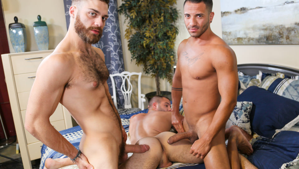 Mario Costa, Tommy Defendi & Braxton Smith – Top Affair Part 3