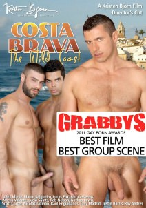 Costa Brava DVD Cover