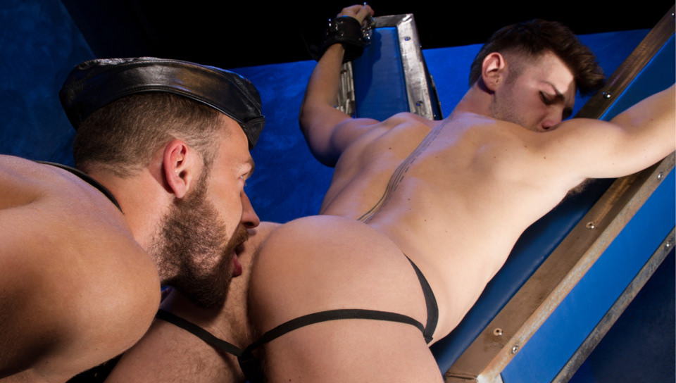 Jacob Peterson & Logan Moore – St Andrews Cross