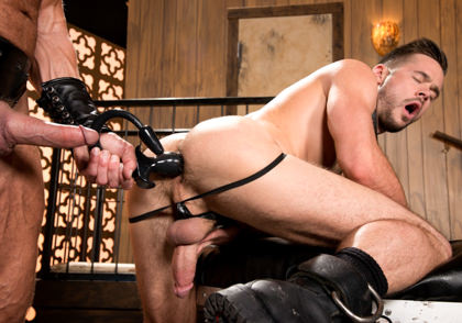 Fetish Force: Mike DeMarco & Dallas Steele - Permission
