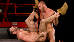 Clusterfuck! 2 : Billy Santoro, Hunter Marx