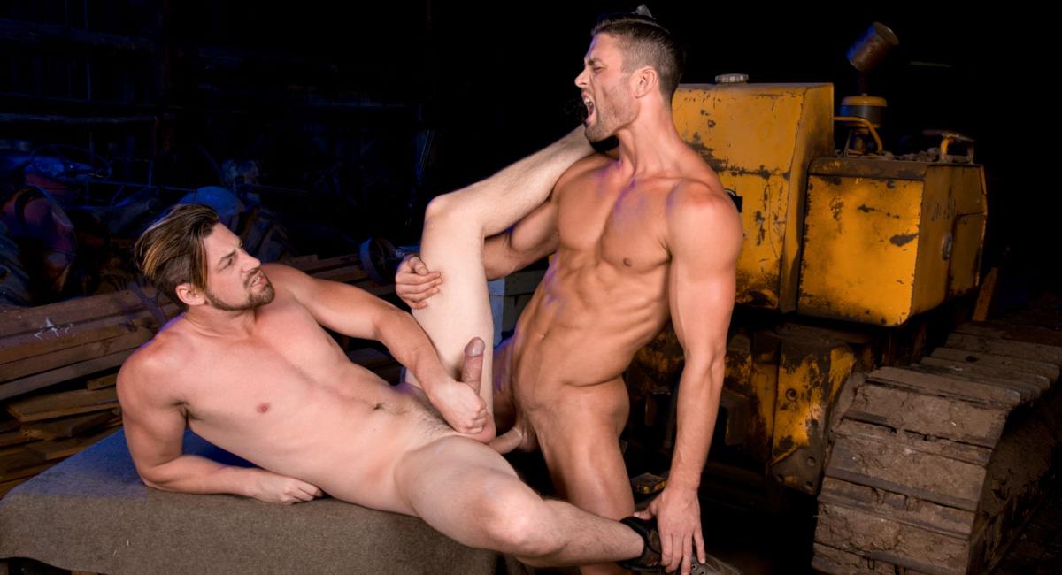 Raging Stallion: Ryan Rose & Andrew Stark - Total Exposure 2