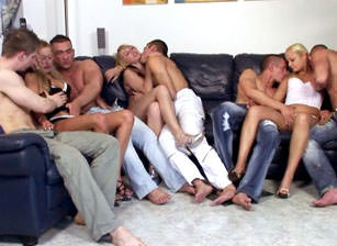 Bi Creampie Adventures #02 Milf Edition, Scene #01