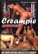 Bi Creampie Adventures #03 Dvd Cover