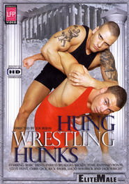 Hung Wrestling Hunks DVD Cover