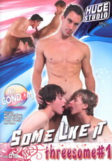 Some Like It Threesome #01 Dvd Cover