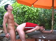 Cock Lust In Paradise, Scene #01