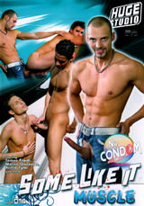 Some Like It Muscle Dvd Cover