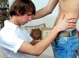 First Time Bareback #03, Scene #02
