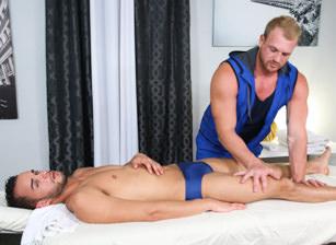 Swim Team Massage