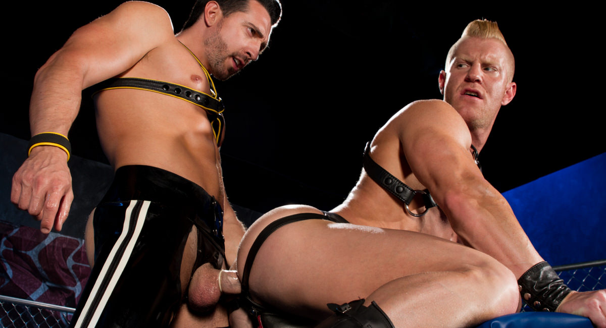 Raging Stallion: Huntin For Ass - Jimmy Durano & Johnny V - The URGE