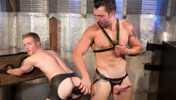 Fetish Force: Jimmy Durano & Liam Harkmoore - Hole Busters 10