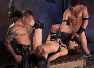 Pig Puppy, Scene #03 : Lance Hart, Micky Mackenzie, Max Cameron