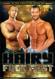 Hairy Fuck Fest DVD Cover