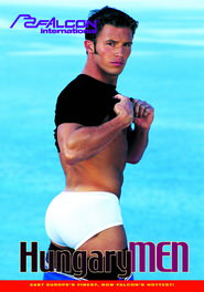 Hungary Men DVD Cover