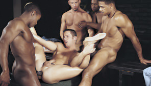 Phoenix Rising : Mitchell Stack, Jack Simmons, Aron Ridge, Tristan Paris, Jason Branch