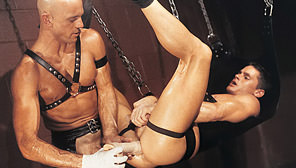 Sting: A Taste For Leather, Scene #03