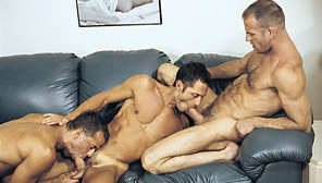 Aim To Please : Jon Galt, Eric Leneau, Jason Branch