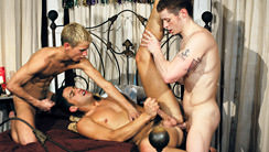 Deep South: The Big And The Easy, Part 2 : Jack Ryan, Josh Weston, Jeremy Jordan