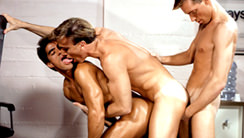 Private Workout : Greg Conrad, Chris Stone, Lee Jennings